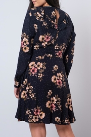 ONLY Ruffled Wrap Dress - Side cropped