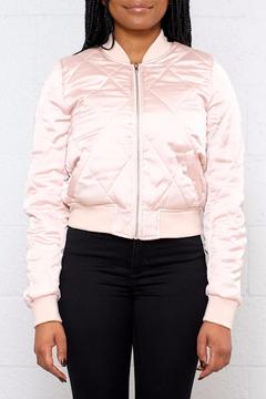 Shoptiques Product: Short Quilted Bomber
