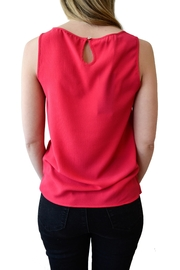 ONLY Sleeveless Crepe Top - Side cropped