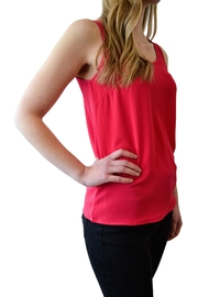 ONLY Sleeveless Crepe Top - Front full body