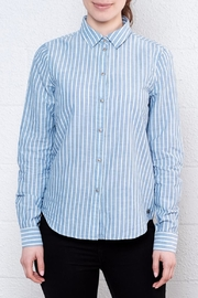 ONLY Striped Linen Shirt - Product Mini Image