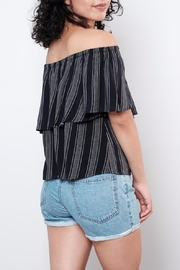 ONLY Striped Top - Side cropped