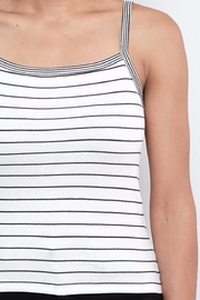ONLY Striped Tank Top - Side cropped