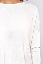 ONLY Textured Dot Pullover - Other