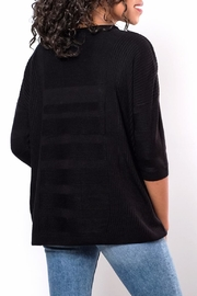 ONLY Textured Oversize Pullover Top - Side cropped