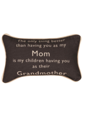 Manuel woodworkers and weavers Only Thing Better Pillow - Product Mini Image