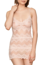Only Hearts Sofine Lace Chemise - Front cropped