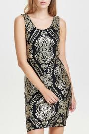 Only One Amber Sequin Dress - Product Mini Image