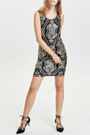 Only One Amber Sequin Dress - Side cropped