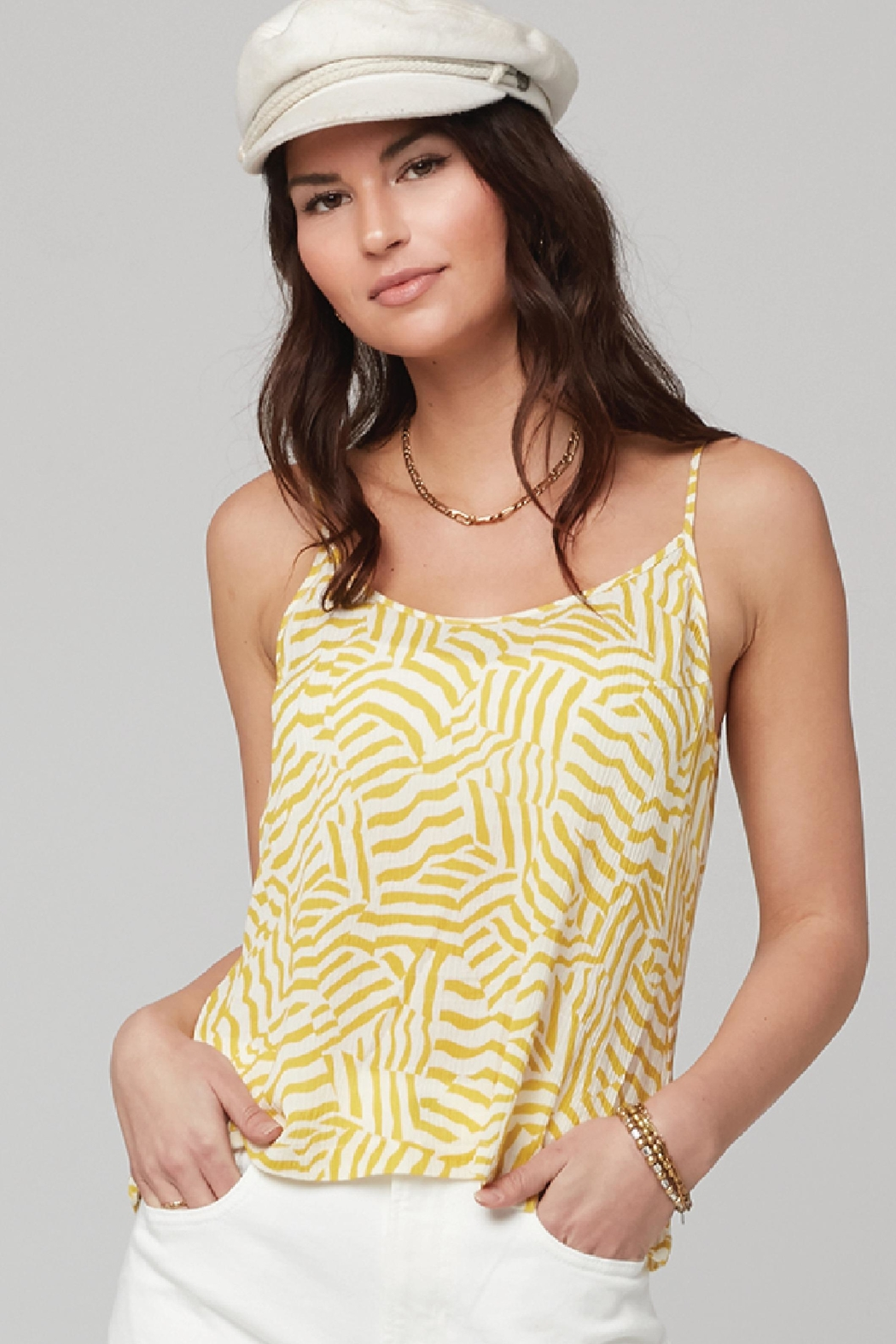 Knot Sisters Ono Camisole - Main Image