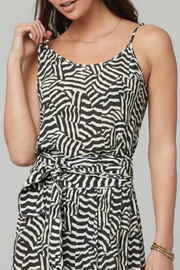 Knot Sisters Ono Stripe Camisole - Front cropped