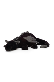Jellycat  Onyx Dragon - Front cropped