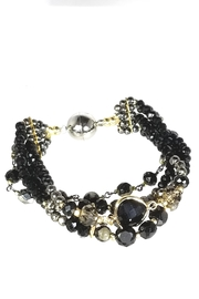NAKAMOL CHICAGO Onyx Multi-Strand Bracelet - Product Mini Image