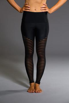 Shoptiques Product: Fierce Stripe Legging