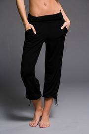 Onzie Black Gypsy Pants - Product Mini Image