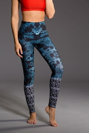 Onzie Lucky Eye High Rise Legging - Product Mini Image