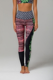 Onzie Printed Legging - Front cropped