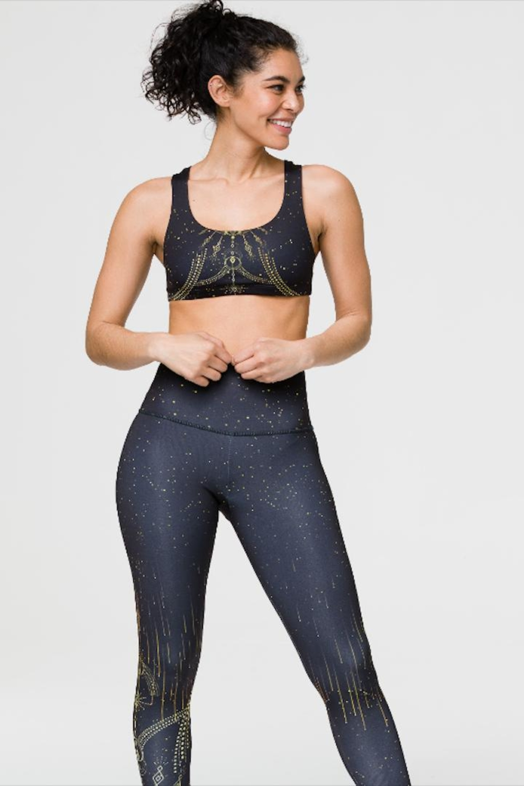 Onzie Sacred Geometry Sports-Bra - Main Image
