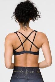 Onzie Sacred Geometry Sports-Bra - Side cropped