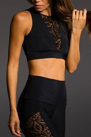 Onzie Black Sports Bra - Product Mini Image