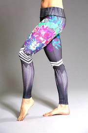 Onzie Tiger Lily Leggings - Product Mini Image