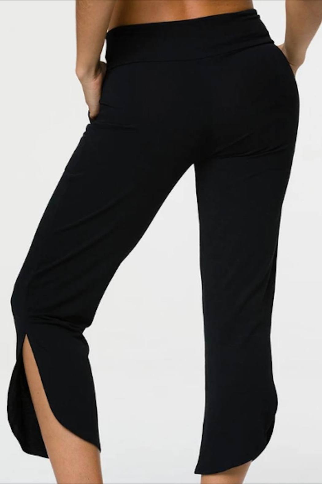 Onzie Ultimate P.E. Pant - Front Full Image