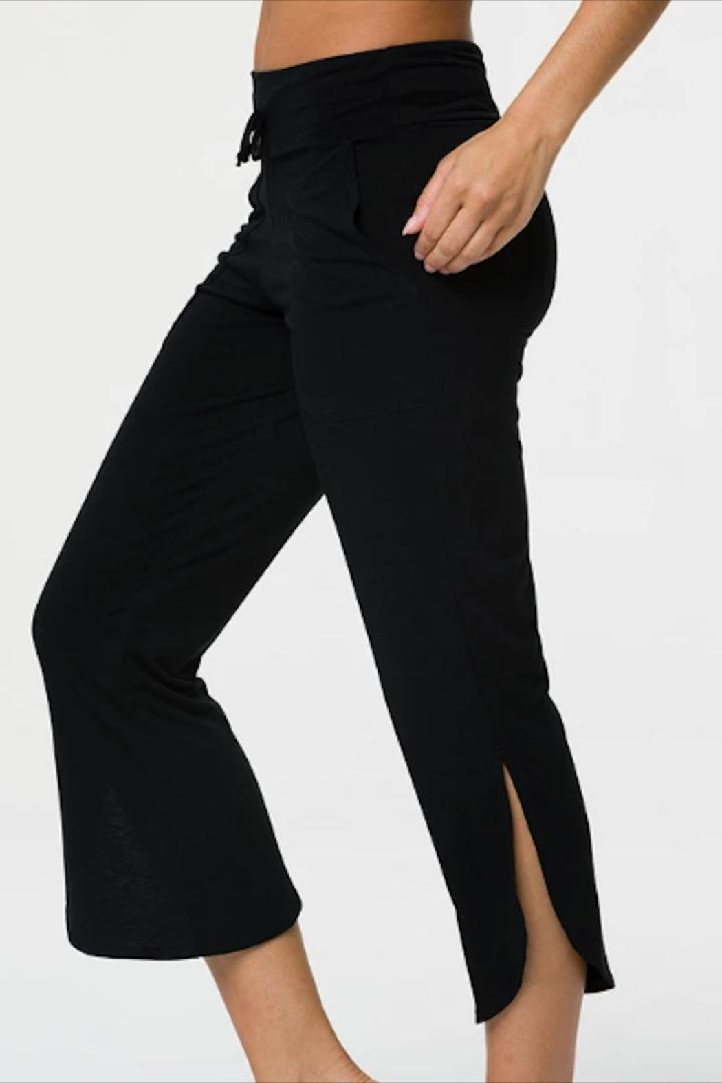 Onzie Ultimate P.E. Pant - Side Cropped Image