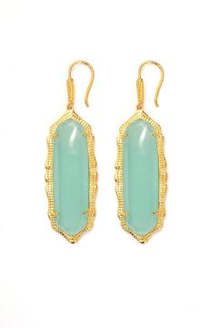 Shoptiques Product: Mirror Mirror Earrings