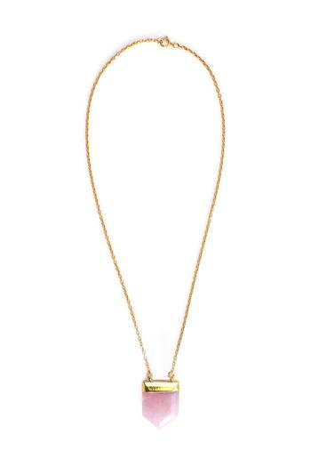 Ooh! Aah! Jewelry Rose Dagger Necklace - Main Image