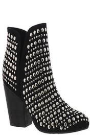 Naughty Monkey Ooh Stud Bootie - Front cropped