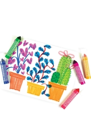 Ooly Jumbo Washable Markers - Side cropped
