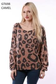 ENTI OOOH THAT LEOPARD - Front cropped