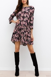 Yumi Kim OOTD Floral Mini Dress - Product Mini Image