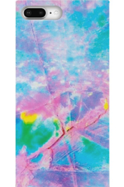 i decoz Opal Print Phone Case 7/8 - Front cropped