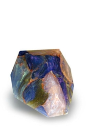 T.S. Pink Opal Soap Rock - Front cropped