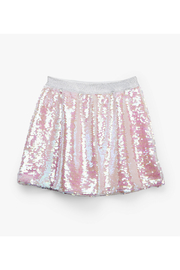 Hatley Opalescent Sequin Skirt - Front cropped