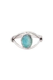 Tiger Mountain Open Apatite Ring - Product Mini Image
