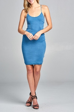 Active USA Open Back Dress - Product List Image
