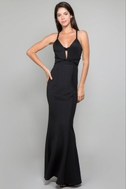 Minuet Open Back Gown - Product Mini Image