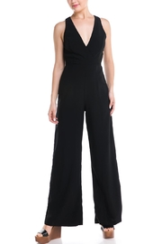 Do & Be Open Back Jumpsuit - Product Mini Image