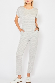 Entro Open Back Jumpsuit - Product Mini Image