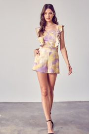 Do + Be  Open Back Romper - Other