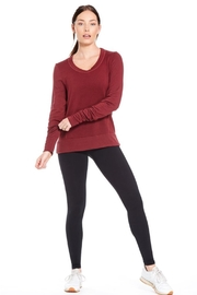 Good hYouman Open Back Sweater - Product Mini Image