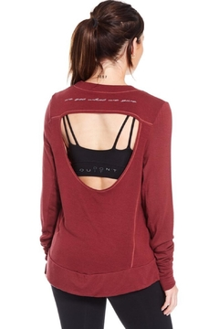 Good hYouman Open Back Sweater - Alternate List Image