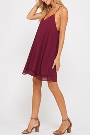 Wishlist Open-Back Swing Dress - Product Mini Image