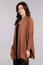 M. Rena Open Boxy Cardigan - Side cropped