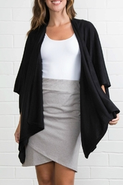 Simply Noelle Open Cardi Wrap - Product Mini Image