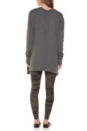 Dex Open Cardigan - Front full body
