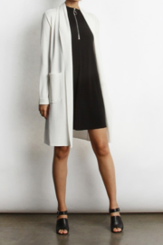 Mod Ref Open Cardigan - Front cropped