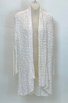LOST RIVER OPEN CARDIGAN KNIT - Product List Image